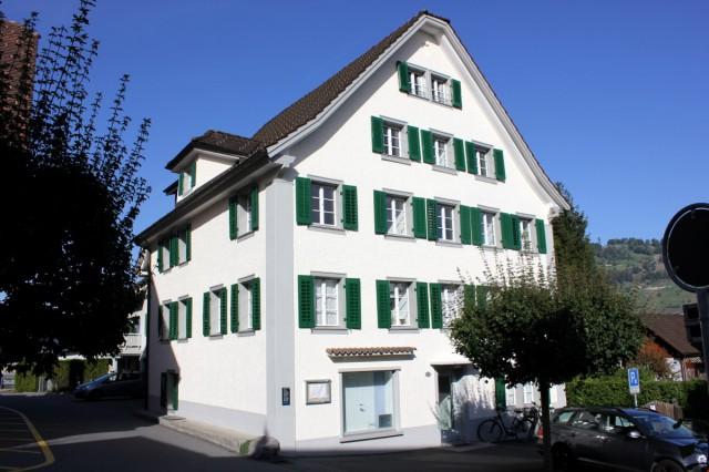 Charmante und sanierte 4,5-Zimmer-Altbauwohnung in Buochs 26649899