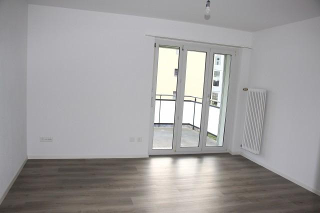Renovierte 3-Zimmerwohnung im Hochparterre mit grossem Balko 23636219