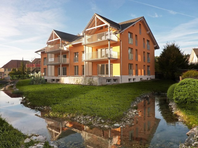 4,5-Zi-Wohnung Neubau MFH im Rüegsauschachen 26651908