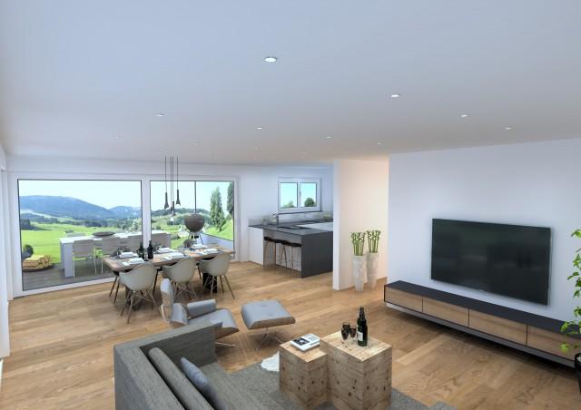 Neubau! Moderne Einfamilienhäuser an Südhanglage! 26020637