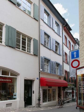 Einzigartiges Bijou im Herzen der Basler Altstadt 27823237