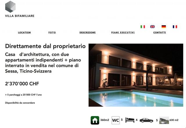 Villa Bifamiliare 26280485
