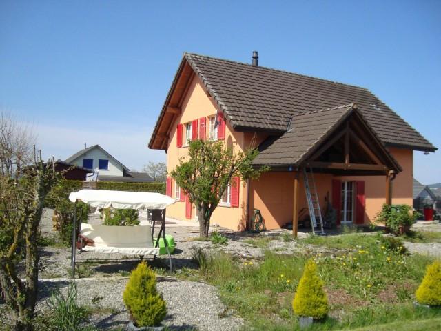 Einfamilienhaus an ruhiger Wohnlage mit wunderbarer Aussicht 20795826