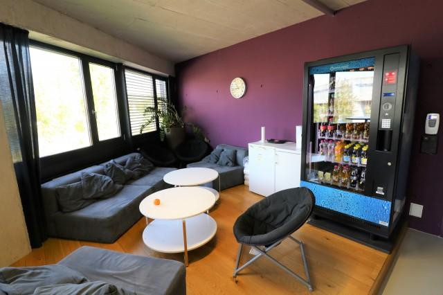 Lounge für Mitarbeiter