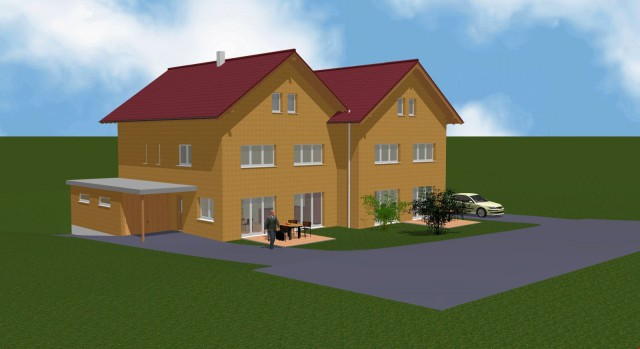 Doppeleinfamilienhäuser an herrlicher Lage in Appenzell 21090985