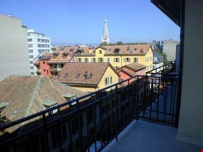 3 Zimmerwohnung mit 2 separaten Balkonen - Plain Palais 20795615
