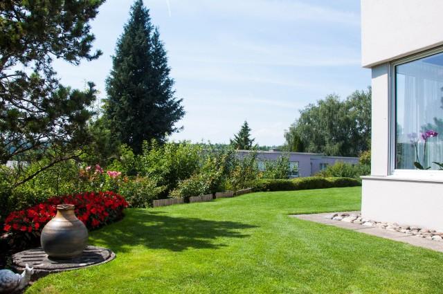 Eine Gartenwohnung wie ein Einfamilienhaus 20808048
