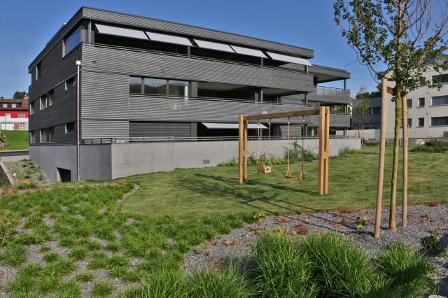 Hochwertige 4.5 Zimmer-Neubauwohnung im MINERGIE-Standard! 21236868