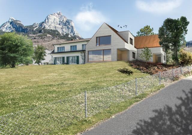 Design EFH, Neubau an einmaliger Lage 24489009