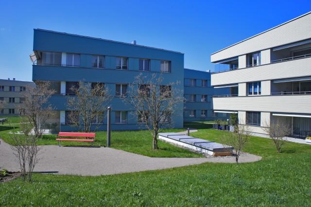 Tiefgaragenplätze im Zentrum von Appenzell zu vermieten! 25140327