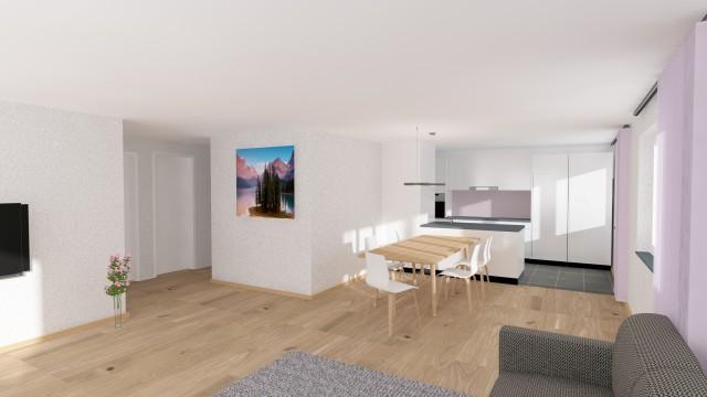 Nach Totalsanierung: Grosszügige 3.5 Zimmer-Dachwohnungen! 20680154