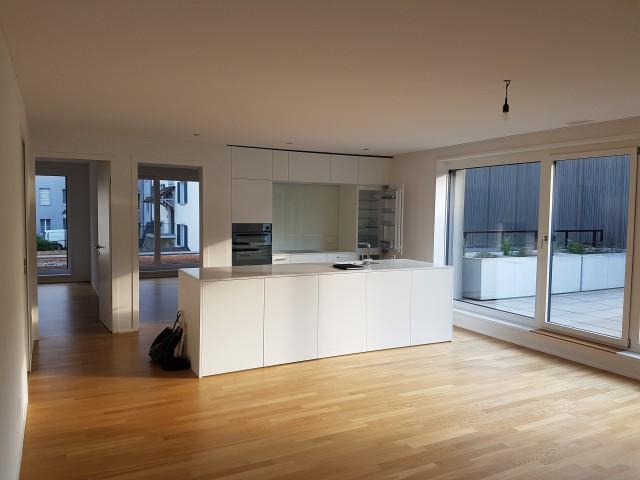 3.5 Zimmer Wohnung mit Ausblick auf die Aare 22070594