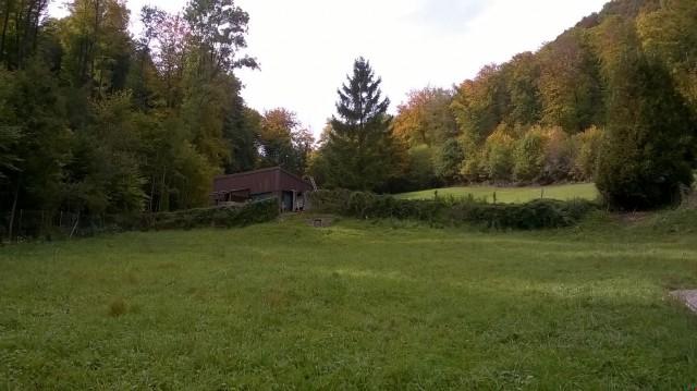 Terrain à bâtir et agricole avec écurie et permis de constru 26279827