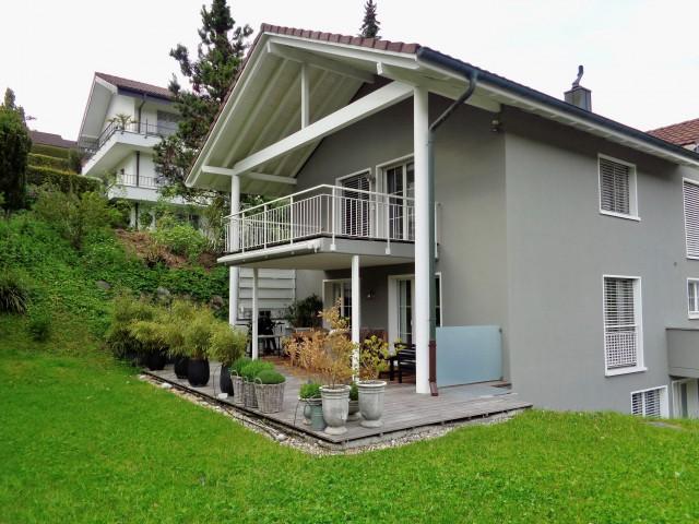 5 1/2-Zimmer Doppel-EFH mit Garten in familienfreundlichem Q 31139333