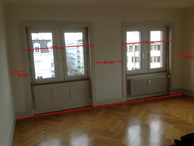 Grosse helle Altbauwohnung im Gundeli im netten Haus! Auch M 26253503