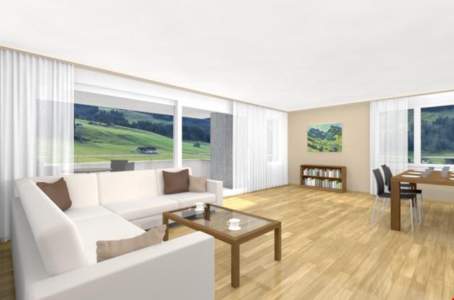 Moderne 2.5 und 3.5 Zimmer-Neubauwohnungen an guter Wohnlage 19982219