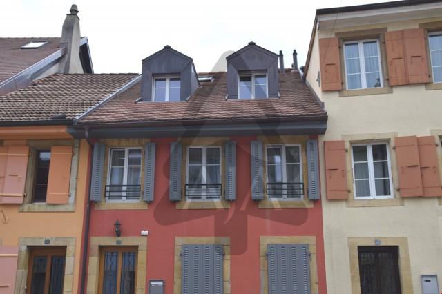 Boudry, magnifique duplex sous les toits de 4,5 pièces (200  22797980