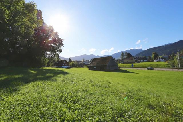 Bauland an sonniger Südhanglage nahe Dorf Appenzell! 23539590
