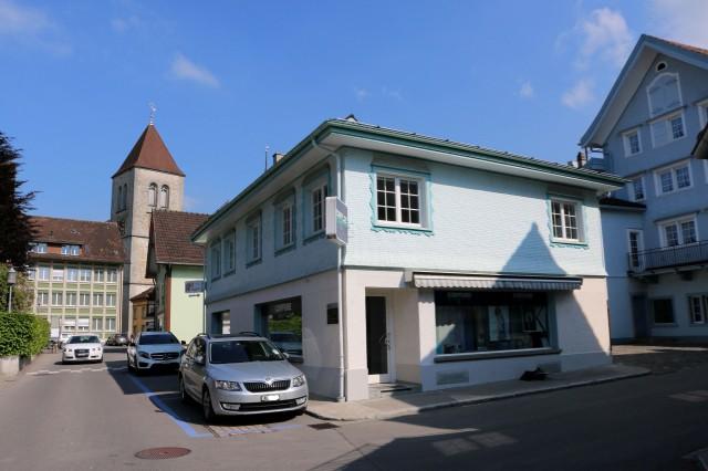 Büroräumlichkeiten im Zentrum von Appenzell zu vermieten! 21622459