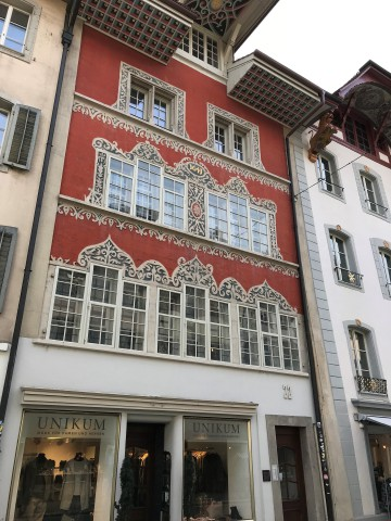 Wunderschönes Atelier im Herzen der Stadt Aarau 23663639