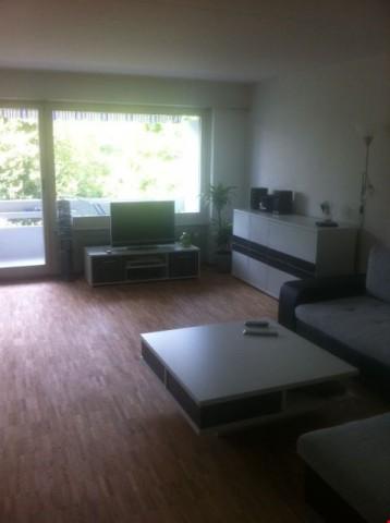 3.5 Zimmerwohnung mit Balkon, 1.OG in ruhigem Quartier 21239001