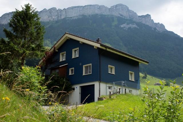 Haus am Fusse des Alpsteins in Appenzell Innerrhoden 25177196