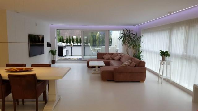 5,5 Zimmer Attikawohnung / Loft mit luxuriösem Ausbau und Be 21295212