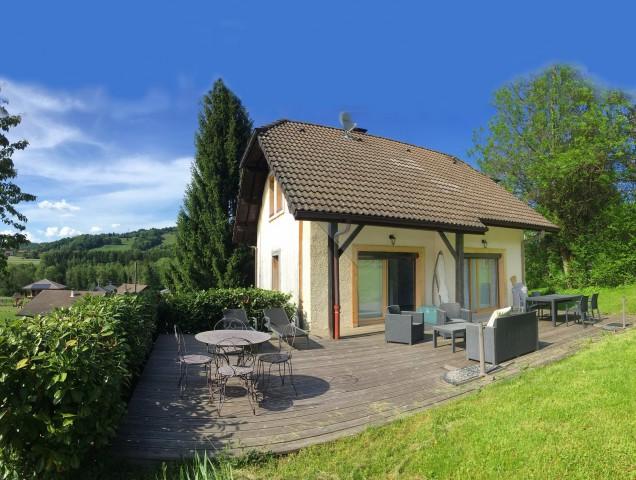 Maison à vendre entre Annecy & Genève sur terrain de 1500 m2 23285560
