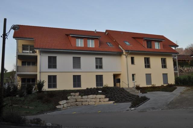 Helle, moderne Gartenwohnung 23814523