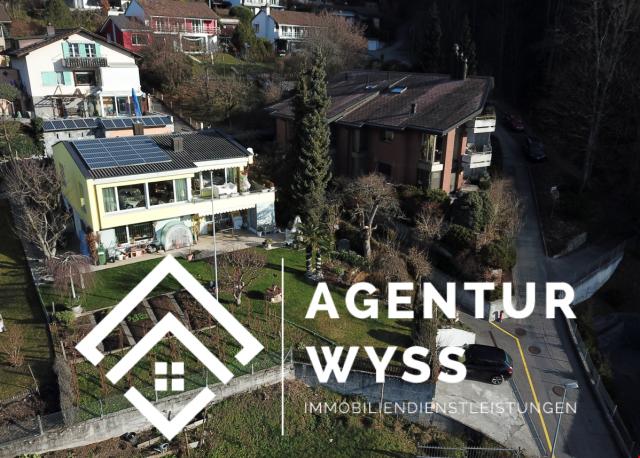 Agentur Wyss: Freistehendes Einfamilienhaus an TOP-Lage in T 32403149