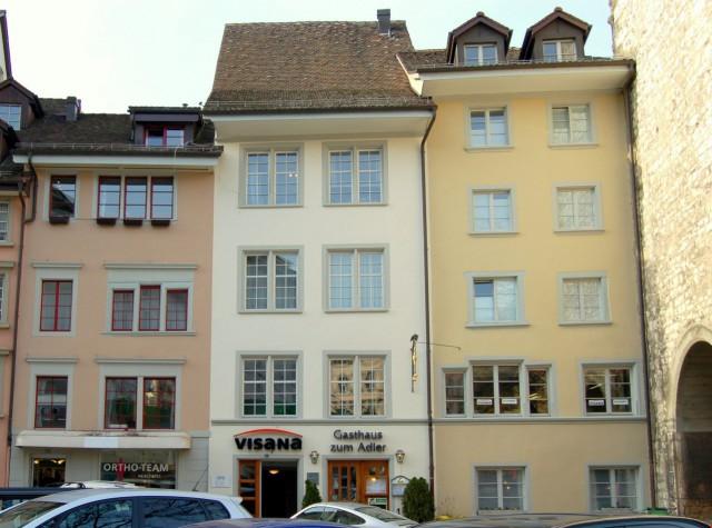 Zentrale, helle und renovierte Altstadtwohnung 29163555