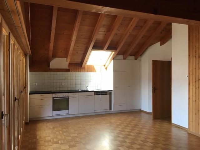 3 1/2-Zimmer Dachgeschoss-Wohnung 30687726