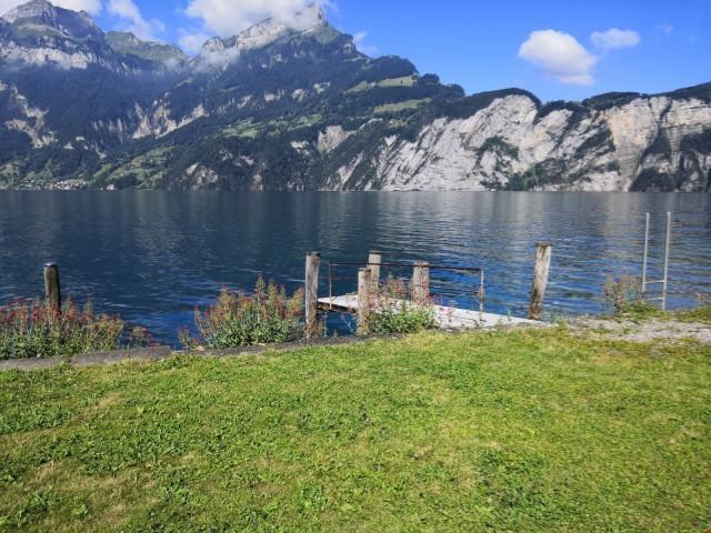 Villa direkt am See mit priv. Badezone & ganz viel Privatsph 30698935