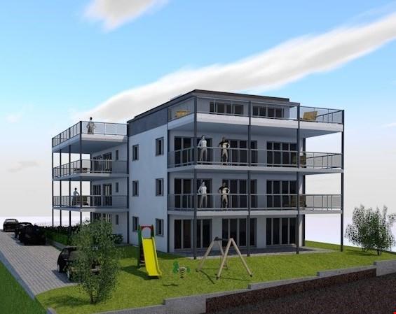 3,5 Zimmer-Wohnung in Neubau MFH in Riken AG 26293304
