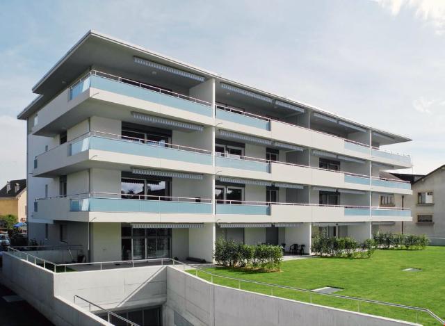 Appartement 4,5 pièces (1er étage) à Chavannes-près-Renens 25948908