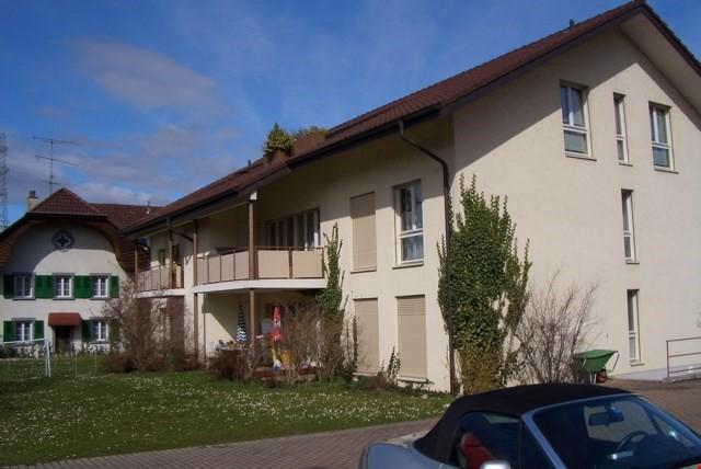 Murtenregion in Galmiz, 4,5 Z. Topwohnung mit Gartensitzplat 20832875
