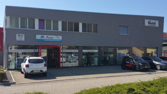 Büros mit allem Komfort zentral in Oensingen 20271383