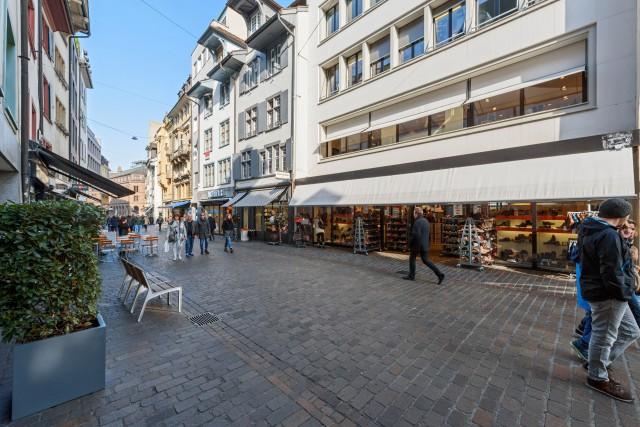 Attraktive Verkaufsfläche in der Fussgängerzone der Basler I 17693270