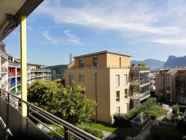 Wohnung mit Ambiente im steuergünstigen Hergiswil 21225685