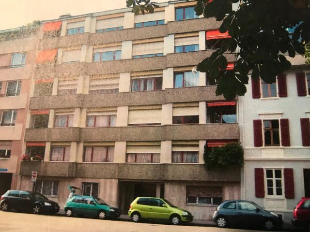 Hübsche 2-Zi Wohnung mit Garten im St. Johann nähe Rhein 27005981