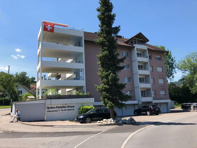 4.5 Zimmer Wohnung mit grossem gedeckten & ungedeckten Balko 25201057