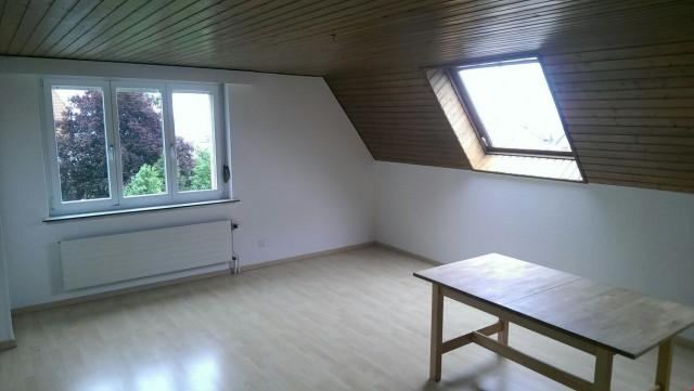 Gepflegte, grosse 2.5 Zimmer Dachwohnung 24448524