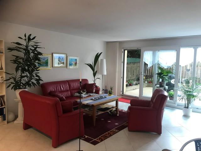 4 1/2-Zimmer-Eigentumswohnung mit Gartensitzplatz im Iselin  30994535