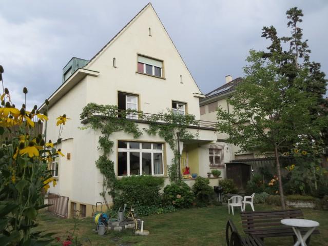 Repräsentatives EFH mit wunderschönem Garten an bester Lage  25486907