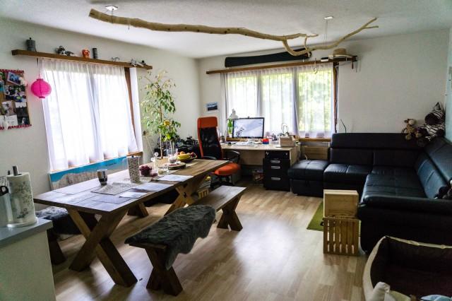 Idyllische Wohnung in familiärem Umfeld am ruhigsten Fleck v 24490507