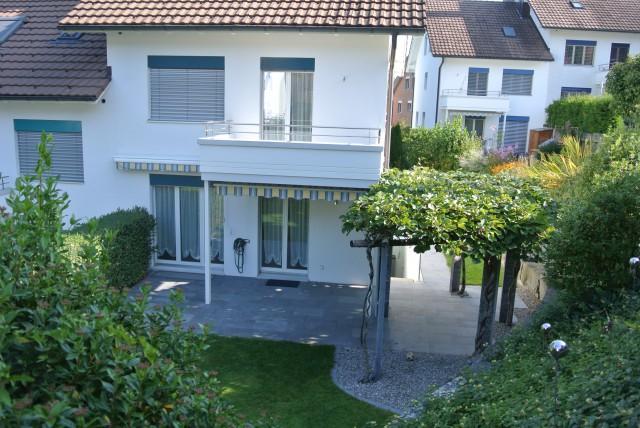 Modernes Einfamilienhaus im familienfreundlichen Quartier 30727420