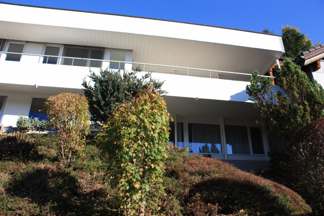 7 1/2-Zimmer-Einfamilienhaus mit unverbaubarer Aussicht 21917925