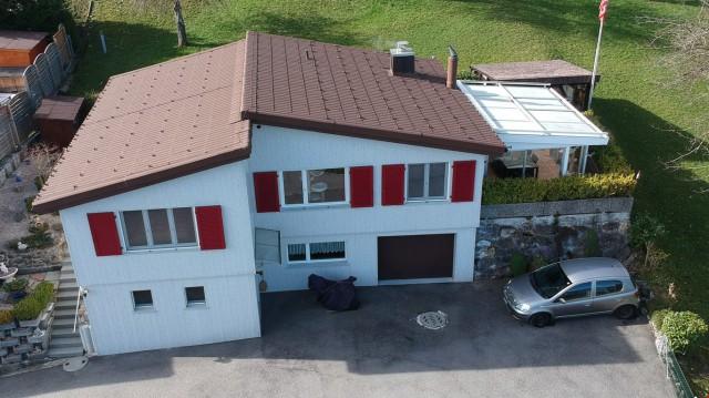 4,5-Zimmer-Haus mit Einliegerwohnung, Wintergarten und Seess 24070037