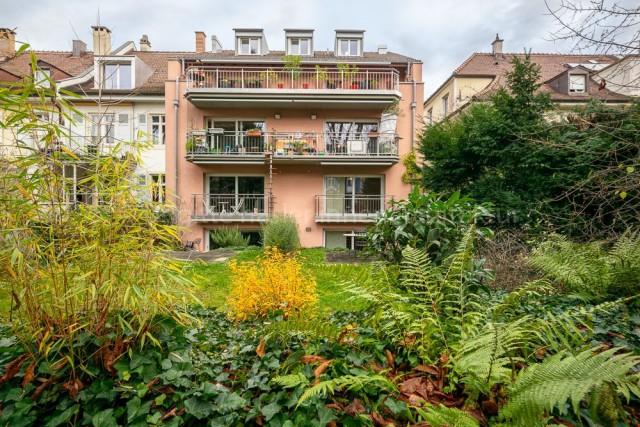 3.5-Zi-Maisonette-Wohnung mit eigenem Gartenanteil an ruhige 27002541