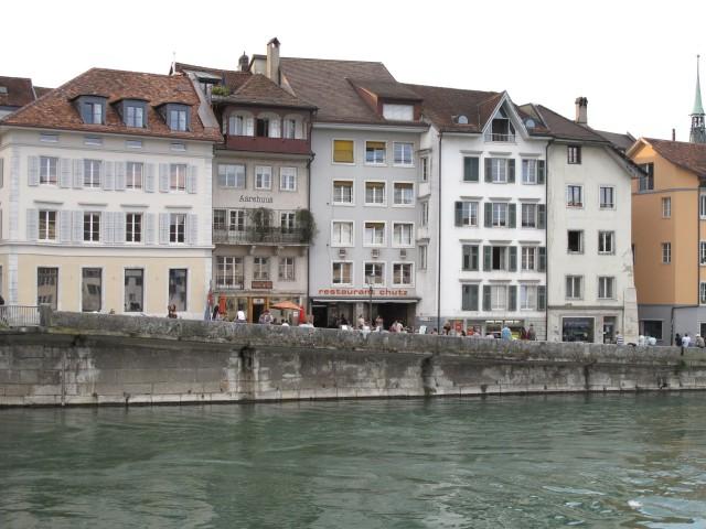 Dachwohnung Landhausquai Solothurn 20385293